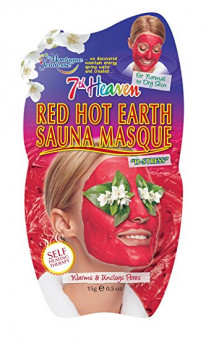 Montagne Jeunesse Red Hot Earth Sauna Mask