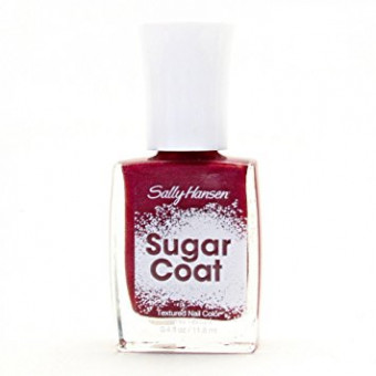 Sally Hansen Sugar Coat Red Velvet 240 Nail Polish