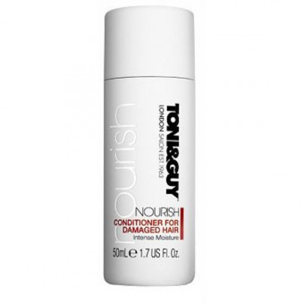 Toni & Guy Nourish Conditioner For Damaged Hair 50ml