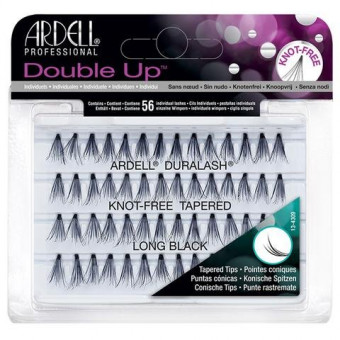 Ardell Duralash Double Up Soft Touch Individuals Long Black