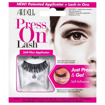 Ardell Press On Lash False Eyelashes Self Adhesive