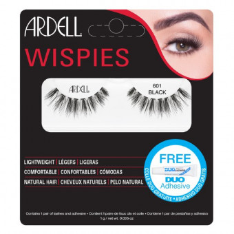 Ardell Wispies Clusters 601 False Eyelashes