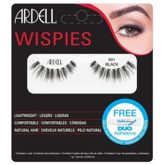 Ardell Wispies Lashes Black 601