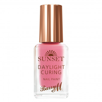 Barry M Nail Polish Pinking Out Loud
