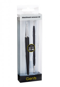 Beauty Outlet Gents Blackhead Remover Set