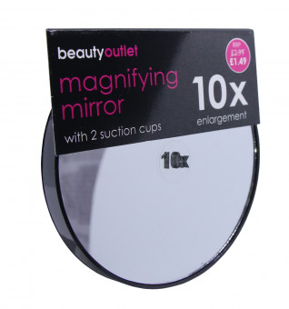 Beauty Outlet Magnifying Mirror 10x