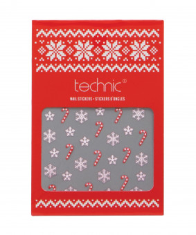 Christmas Novelty Stocking Filler Nail Stickers