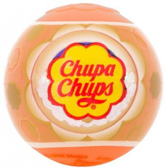 Chupa Chups Lip Balm Ball Orange Twist