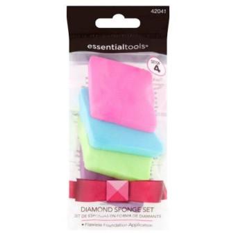 Essential Tools Diamond Sponge Set