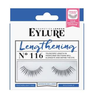Eylure False Eyelashes Lengthening No.116