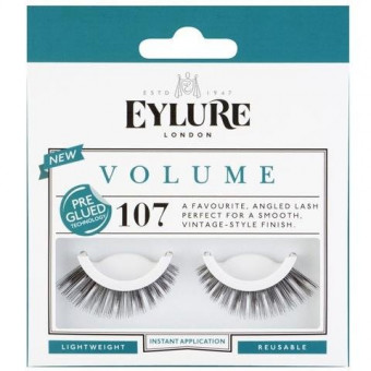 Eylure Pre Glued Lashes Volume No.107
