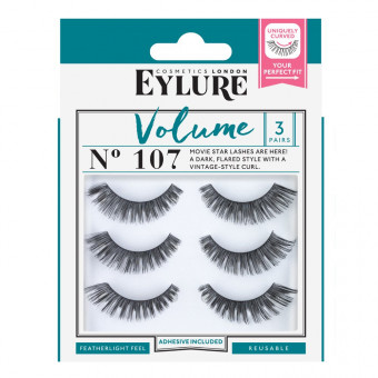 Eylure Volume Multipack No.107