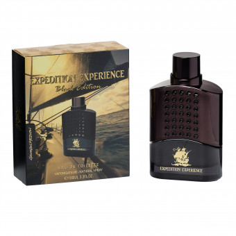 Georges Mezotti EDT 100ml Expedition Experience Black Edition