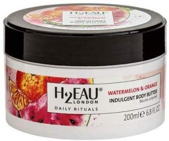 H2Eau Body Butter Watermelon & Orange 200ml