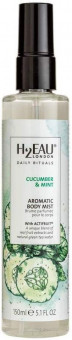 H2Eau Body Mist Cucumber & Mint 150ml