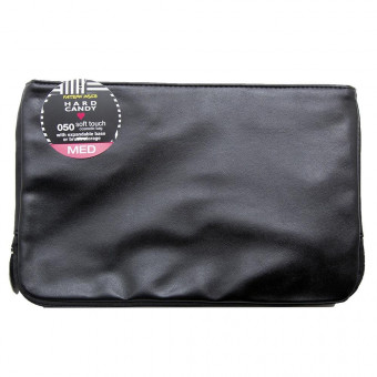 Hard Candy Black Cosmetic Bag