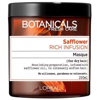 L'Oreal Botanicals Fresh Care Safflower Rich Infusion Masque