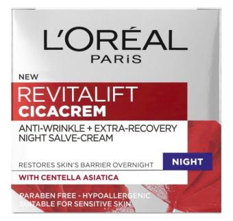 L'Oreal Revitalift Cicacrem Night Cream
