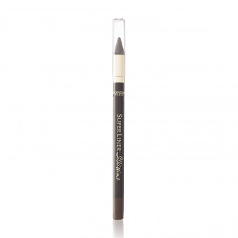 L'Oreal Superliner Eye Pencil 02 Brown Temptation