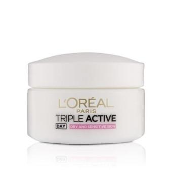 L'Oreal Triple Active Multi-Protection Moisturiser Dry / Sensitive Skin