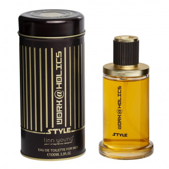 Linn Young EDT 100ml Work@holics Style For Men