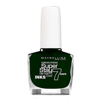 Maybelline Superstay 7 Day Gel Nail Polish Emerald Excess
