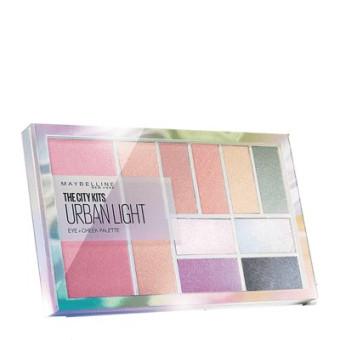 Maybelline The City Kits Urban Light Eye & Cheek Palette