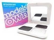 Models Own Myshadow Quad Powder Eyeshadow 01 Models Own Smoky Titanium