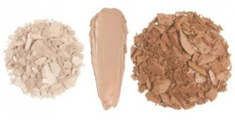 Models Own Now Brow! Eyebrow Kit Light Brown
