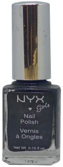 NYX Girls Nail Polish Abyss