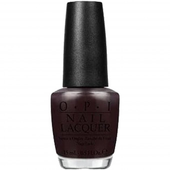OPI Nail Polish Love Is Hot And Coal