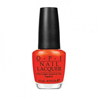 OPI Nail Polish Nail Lacquer A Roll In The Hague