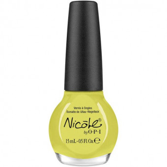 OPI Nail Polish Nicole Ladies In The Limelight