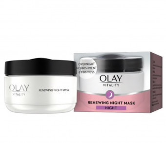 Olay Vitality Renewing Night Mask