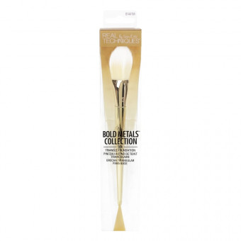Real Techniques Bold Metals Collection Triangle Foundation Brush 101