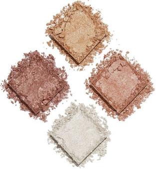 Revolution Face Quad Highlighting Palette Incandescent