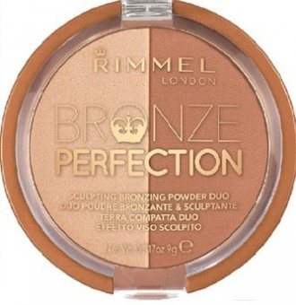 Rimmel Bronze Perfection 001 Light/Medium