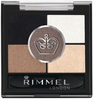 Rimmel GlamEyes HD Eyeshadow 023 Foggy Grey