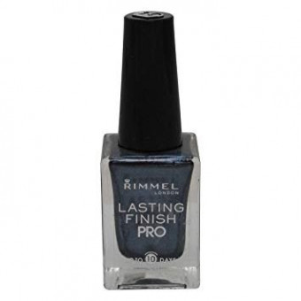 Rimmel Lasting Finish Pro Nail Polish Hard Metal 282