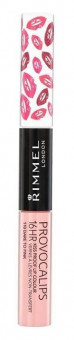 Rimmel Provocalips Lip Gloss 110 Dare To Pink