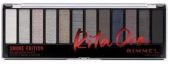 Rimmel Rita Ora Palette Eyeshadow Smoke Edition 003