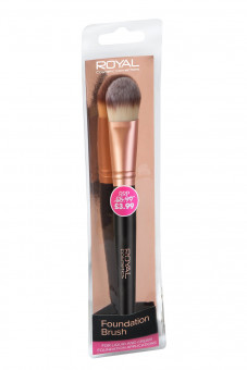 Royal Cosmetics Foundation Brush Beauty outlet Rose gold