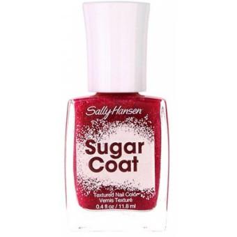 Sally Hansen Sugar Coat Textured Nail Polish 230 Pink Sprinkle