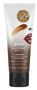 Sanctuary Spa Caramel Comforting Cake-On Face Mask