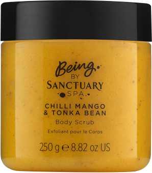 Sanctuary Spa Chilli Mango & Tonka Bean Body Scrub