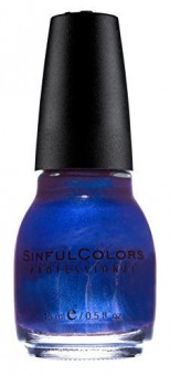 Sinful Colors Nail Polish 105 Midnight Blue