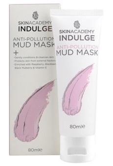Skin Academy Indulge Anti-Pollution Mud Mask +