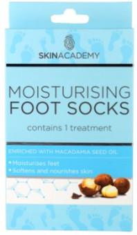 Skin Academy Moisturising Foot Socks