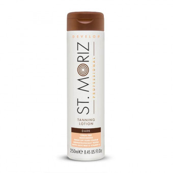 St Moriz Professional Self Tanning Lotion Dark