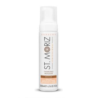 St Moriz Professional Self Tanning Mousse Medium
